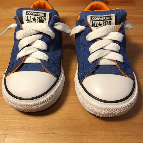 b018b19c891b Converse Other - Boys toddler converse size 8